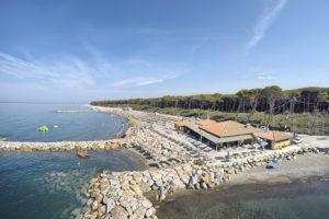 stabilimento balneare toscana mare cecina