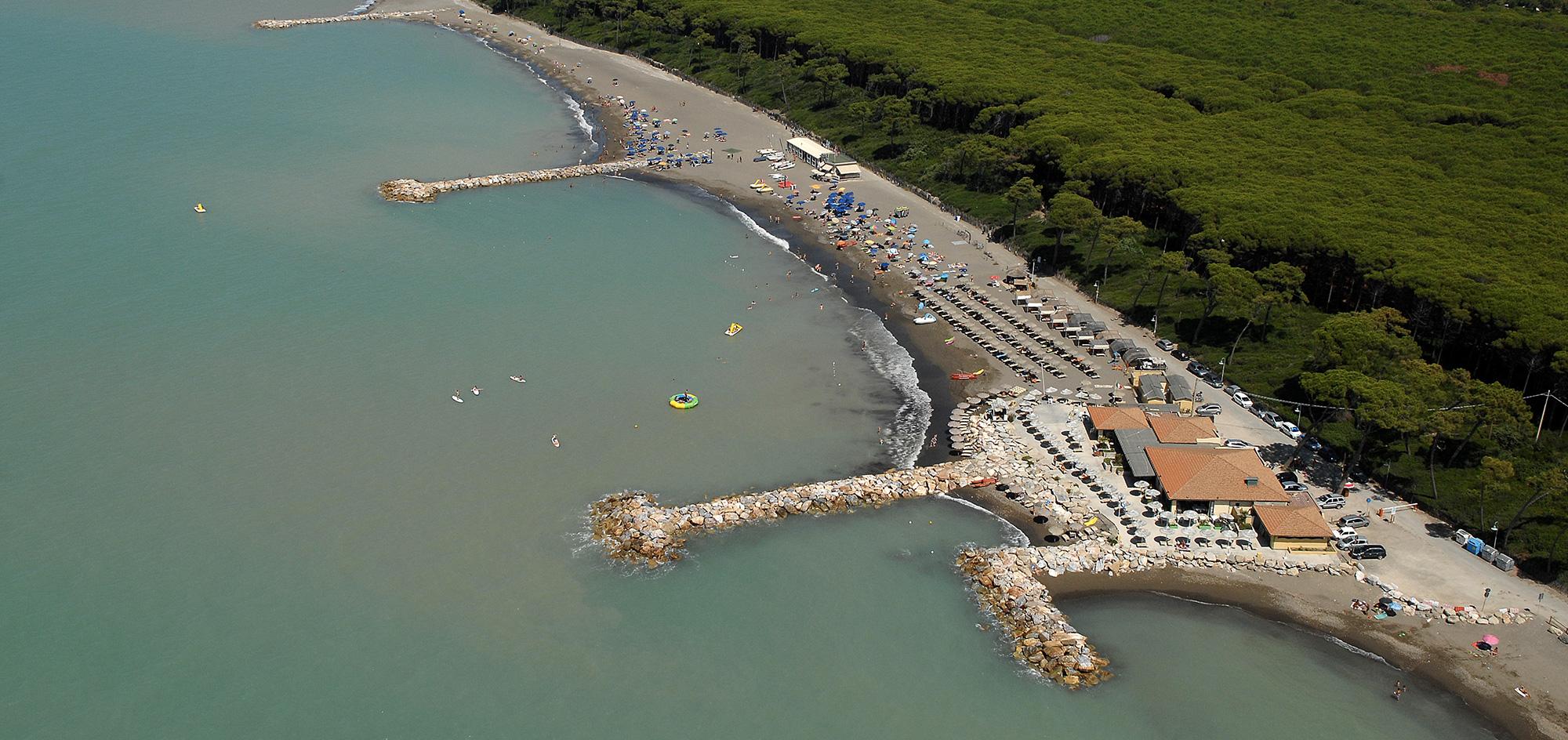 Panorama Marina di Cecina